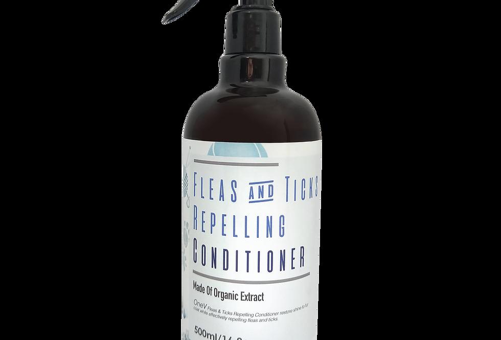Fleas & Ticks Repelling Conditioner Bundle