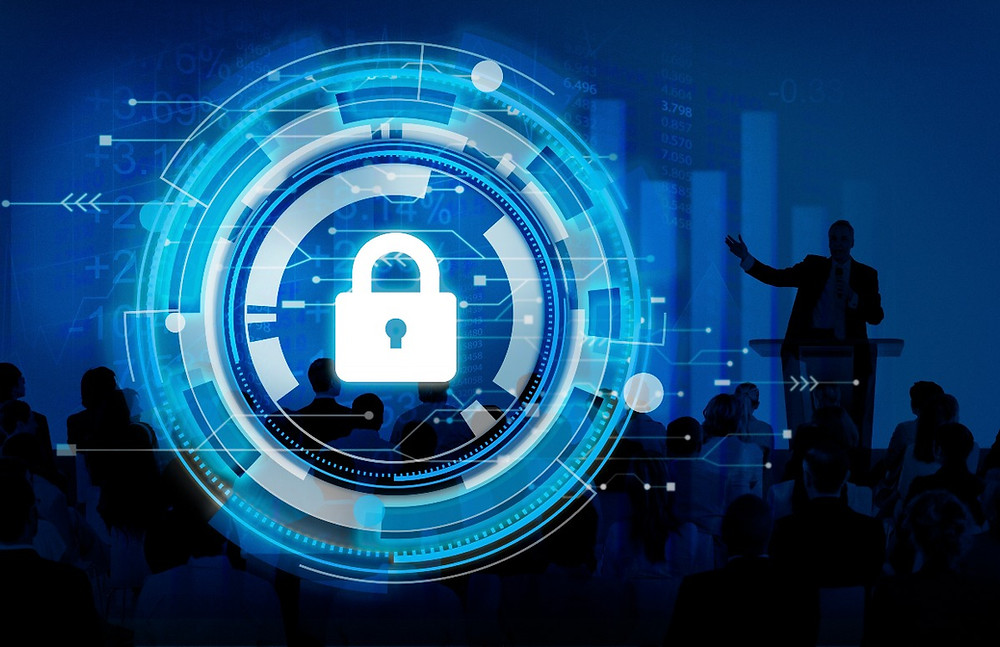 Cadenas symbolisant la sécurité numérique