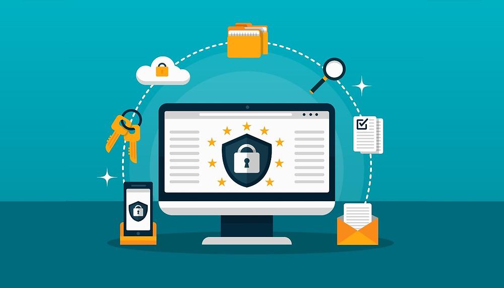 Outils améliorant la sécurité web, qui tournent autour d'un écran