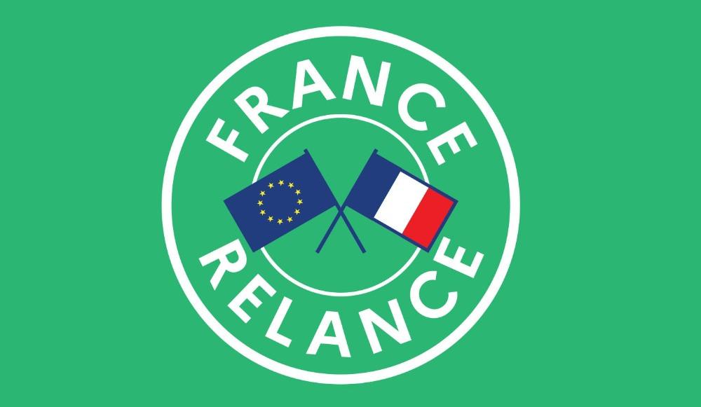 Logo de france relance et transformation numérique