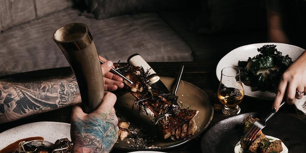 Viking Warrior Fest - Feast