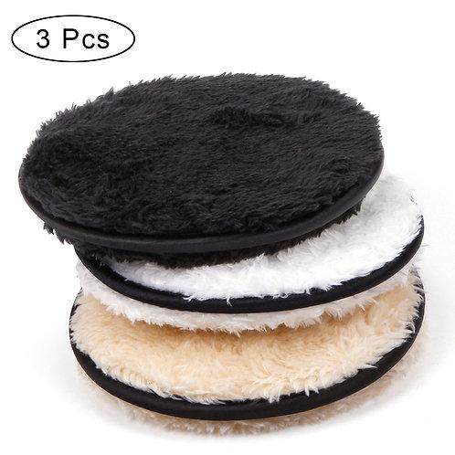 Microfiber Makeup Remover/ Reusable  Pads 1/3Pcs