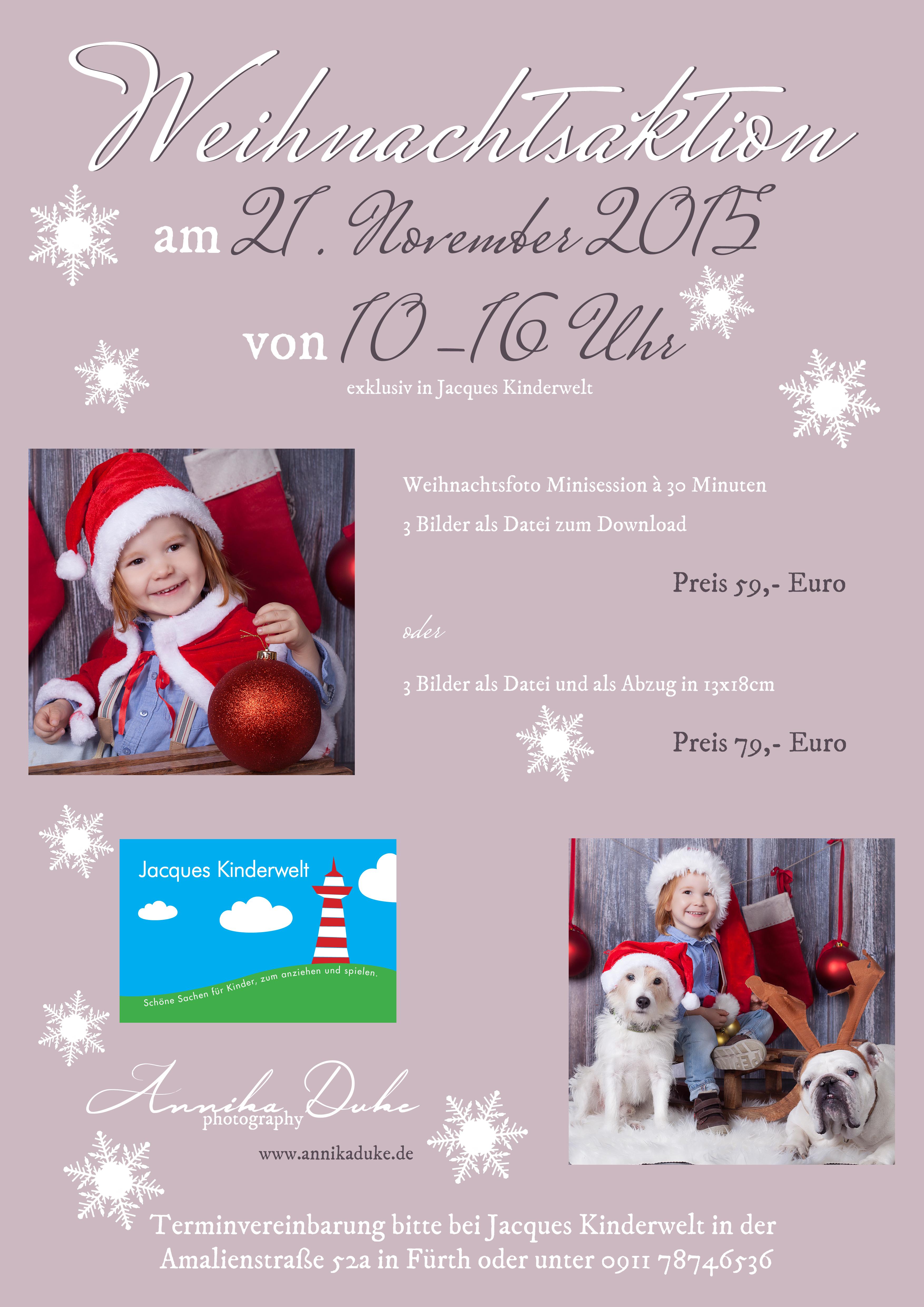 Weihnachtsaktion 2015 2