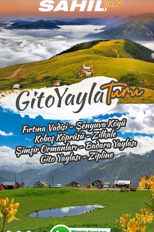 Gito - Badara Yayla Turu