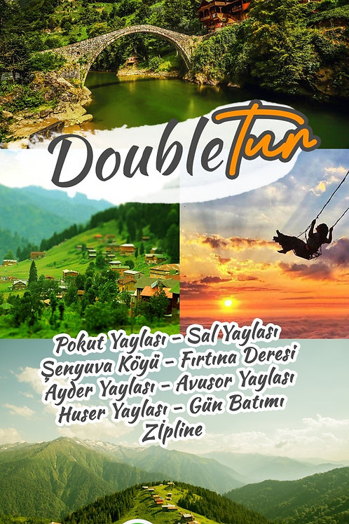Double Tur ( Pokut - Huser )