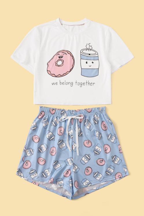 We Belong Together Pyjamas