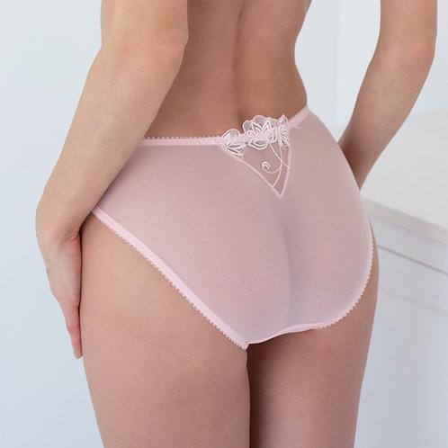 Scarlett - Pink Bow Briefs