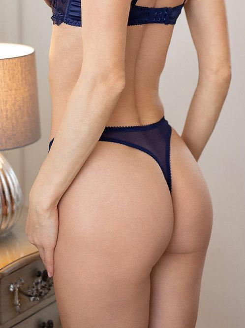Ella - Blue Thong