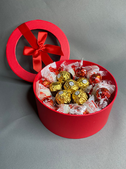 Luxury Chocolate gift box (small)