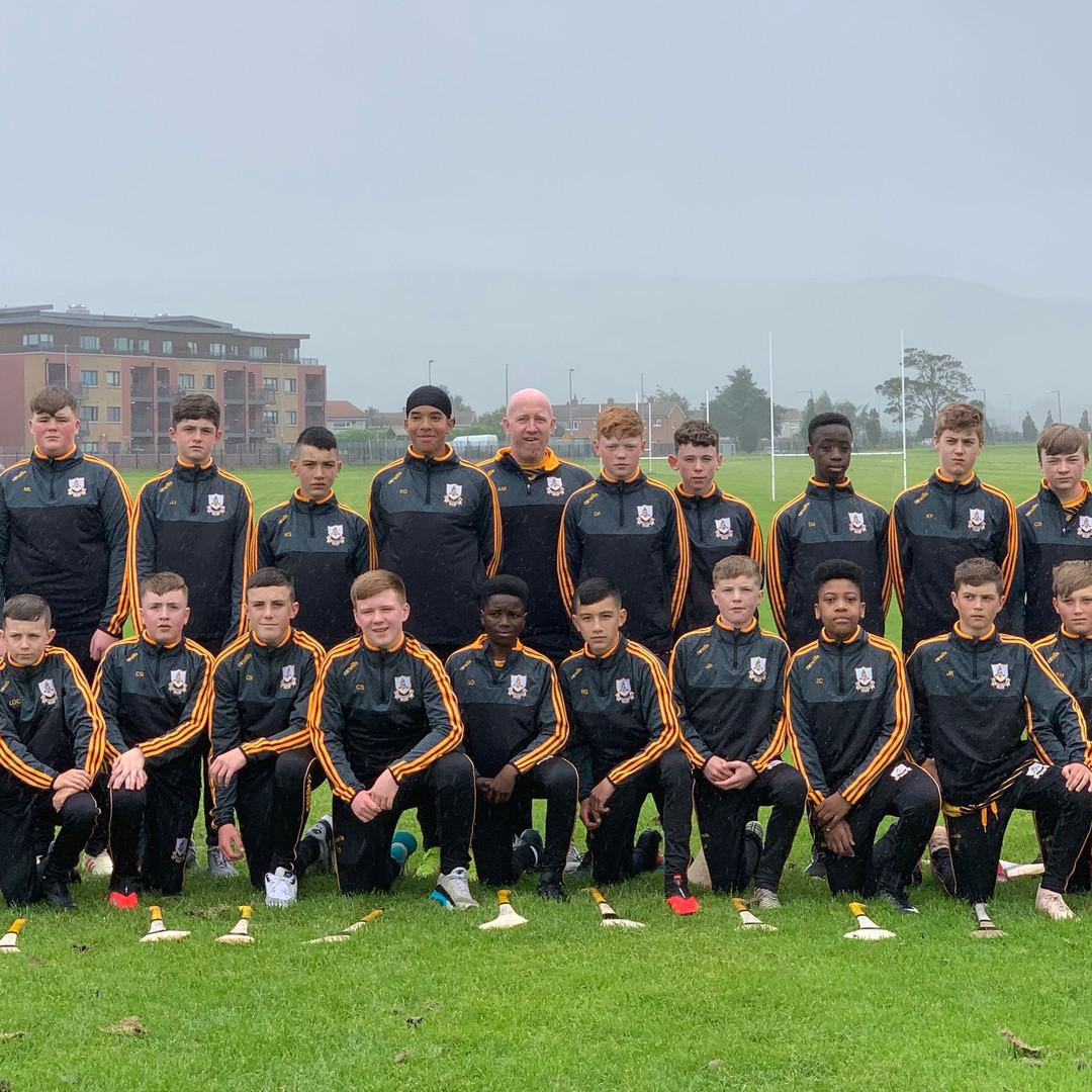 St Mark's U14 Boys Feile 2020.jpg