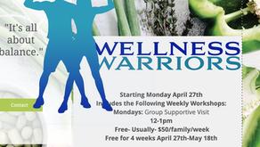 Wellness Warriors Week 3 Webinar