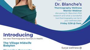 Wellness Warrior Thermography Webinar