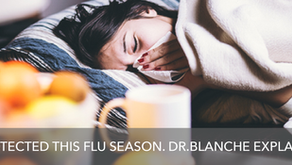 Warning: The Worst Flu Season has arrived.