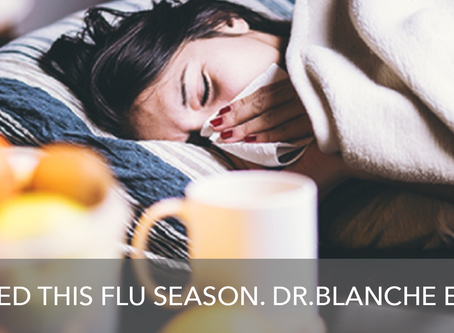 Warning: The Worst Flu Season has arrived.