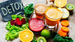 Detoxing: Reducing your Cancer Risk