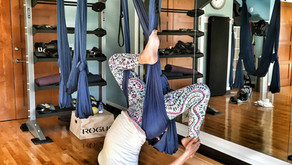Sometime you just have to hang upside down:)