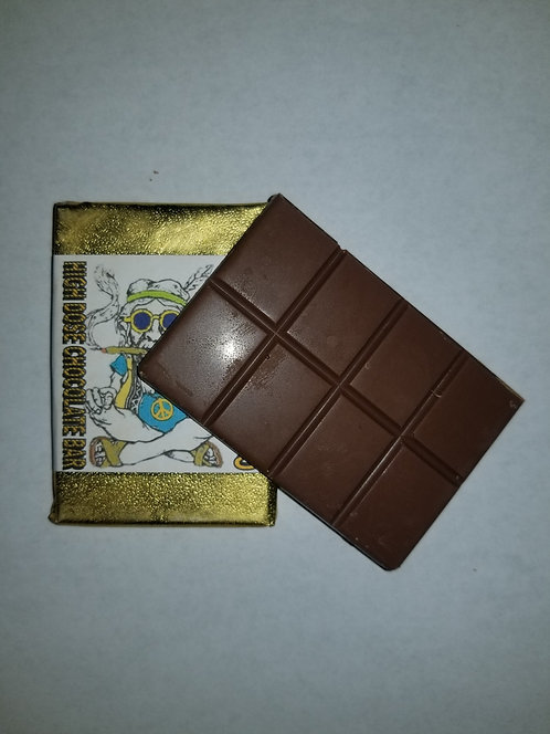 THC Milk Chocolate Bar