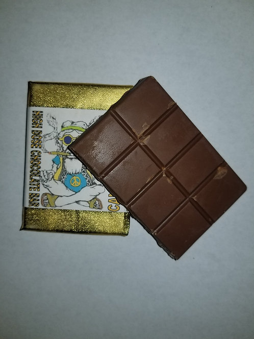THC Milk Chocolate and Rice Crispy