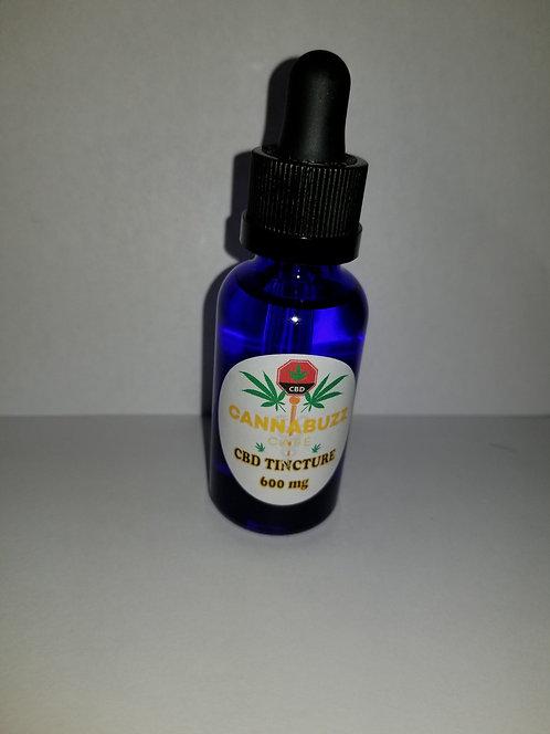 600 mg THC Tincture