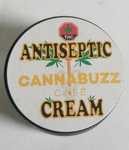THC/CBD Infused Antiseptic Cream