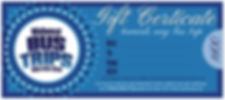 Gift Certifcate $100