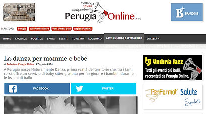 Perugia online, la danza per mamme e bebè.jpg