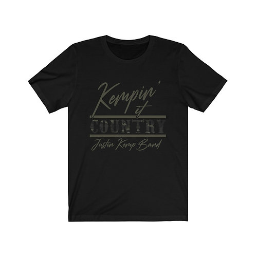 Kempin' It Country Tee (Multicam-Black)