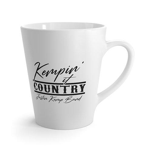 Kempin' It Country Latte Mug
