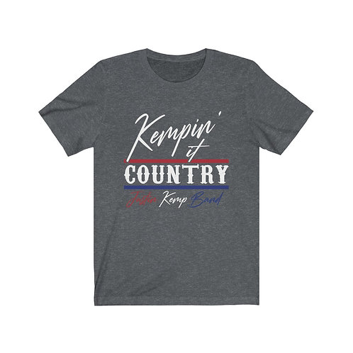 Kempin' It Country Tee (Red/White/Blue)