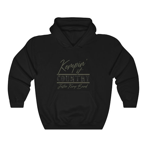 Kempin' It Country Hoodie (Multicam-Black)