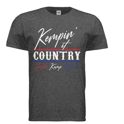 Kempin' It Country (Red/White/Blue)