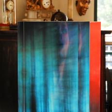 Acrylic blocks, 20x30x4 cm