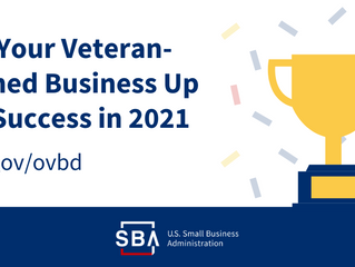 Looking Ahead: How to Set Your #VetBiz Up for Success in 2021