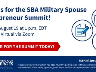 Military Entrepreneurship Summit