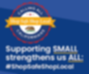 Website Banner _Supporting Small_ (Stati