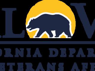 California Department of Veterans Affairs (CalVet)