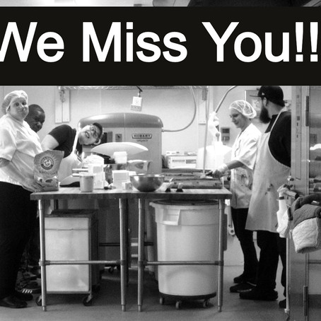 Miss Us? Because We Miss You!!
