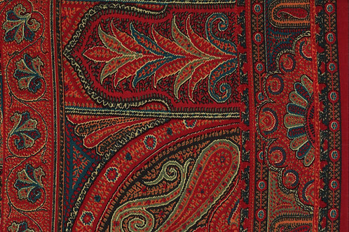 """Wool/Silk Scarf """"Taiolo"""""""