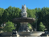 Fountain Aix-en-Provence