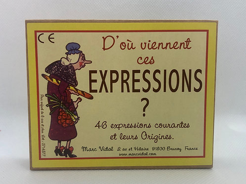 48 French Expressions