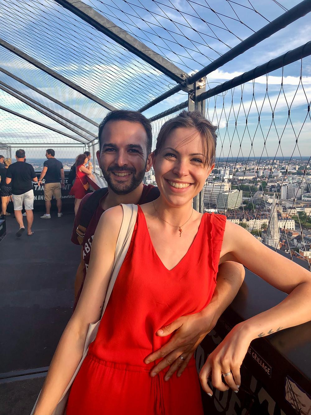 Valentin et Helene - Les Normands Voyageurs