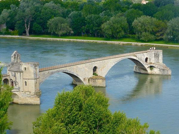 Bridge St Benezet Avignon