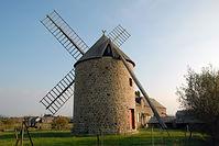 Windmill Fontvieille