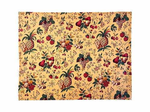 "Coated Placemat ""Fruchie"""