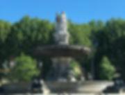 Fountain Aix-en-Provence
