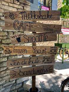 Gordes Juice Cafe