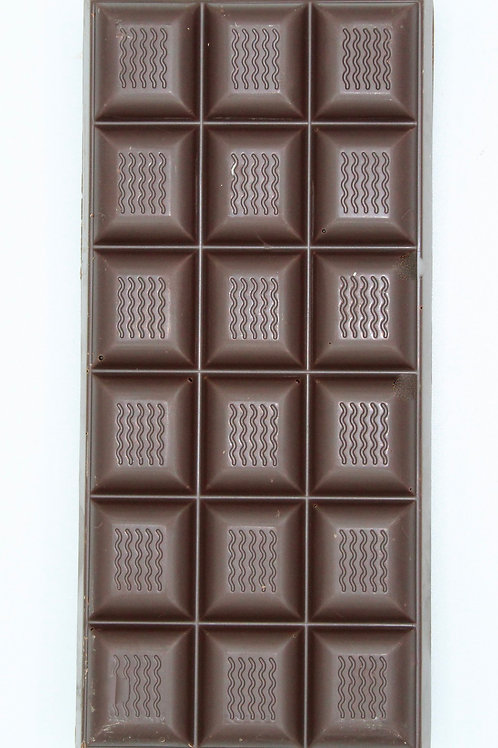 Dark Chocolate with Miso Almonds