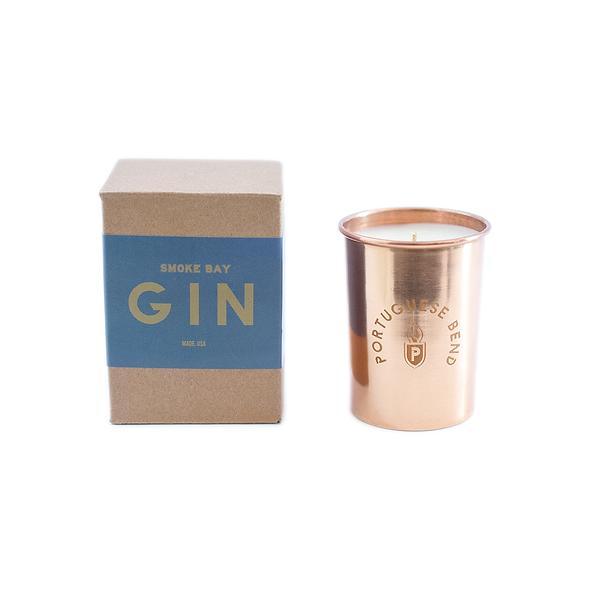 Smoke Bay Gin Candle