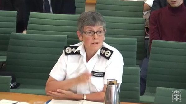 Home Affairs Select Committee - 11th July 2019
