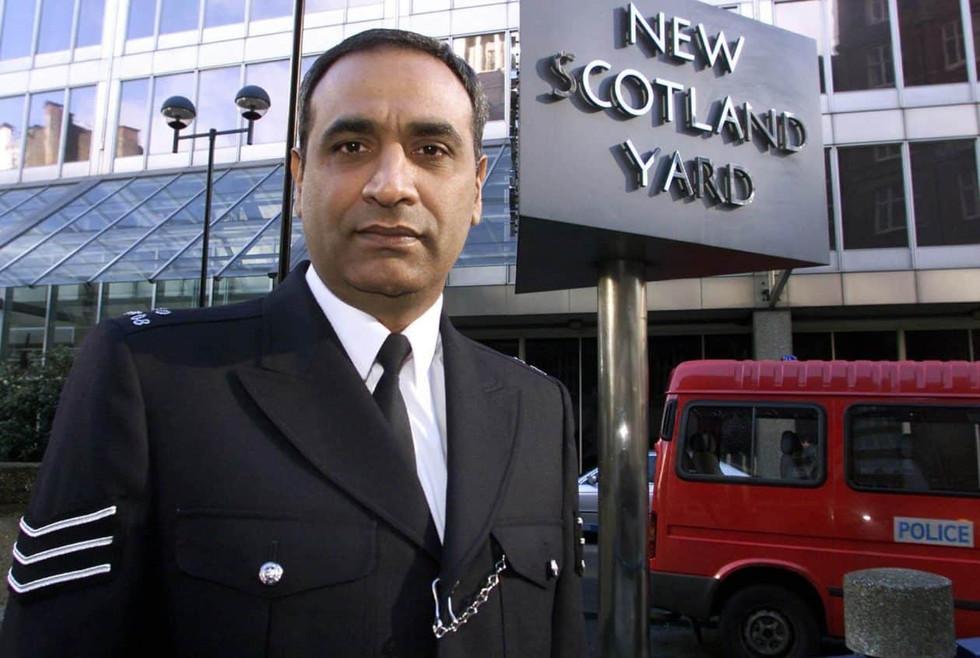 Police Sergeant Gurpal Virdi